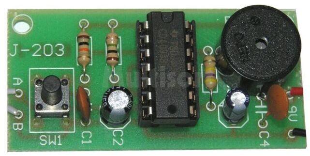 Sygnalizator wilgoci (do montażu)