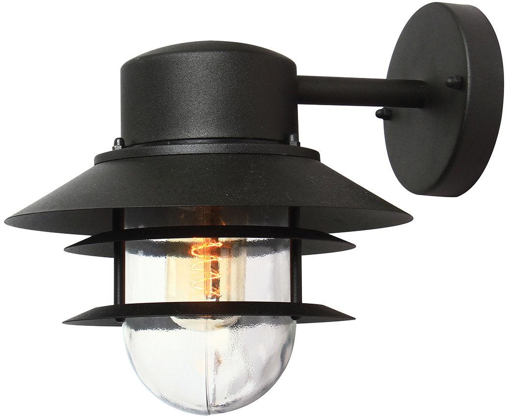 Copenhagen kinkiet zewnętrzny IP44 czarny COPENHAGEN-BK - Elstead Lighting Do -17% rabatu w koszyku i darmowa dostawa od 299zł !