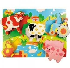 Puzzle farma Big Jigs
