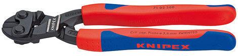 szczypce przegubowe CoBolt do cięcia drutu, długość 200mm, Knipex [71 02 200]