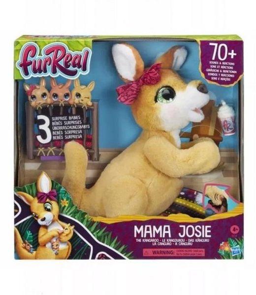 Zabawka Hasbro Furreal Mama Kangur Josie