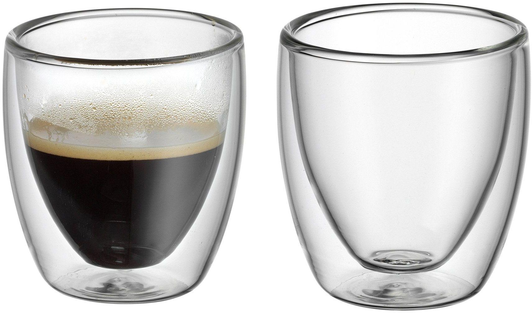 Szkła WMF. Espresso 40 x 40 x 10 cm przezroczysty