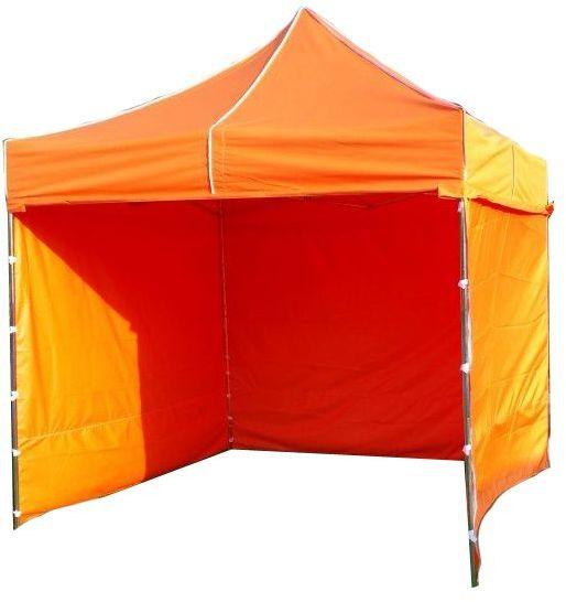 Namiot ogrodowy PROFI STEEL 3 x 3 - pomarańczowy