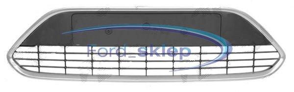 atrapa zderzaka - wersja z chromowaną ramką