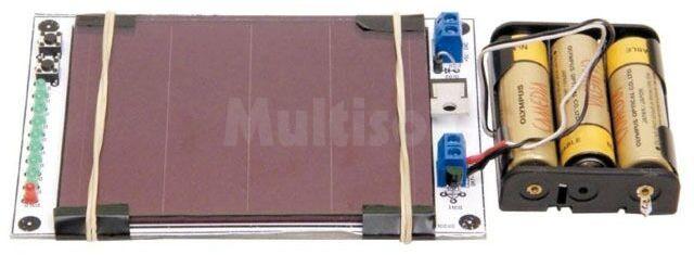 Bateria słoneczna - tylko płytka drukowana