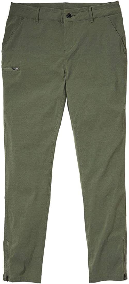 Marmot Spodnie damskie Raina zielony Crocodile 4