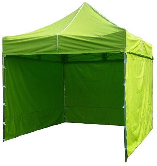 Namiot ogrodowy PROFI STEEL 3 x 3 - jasnozielony