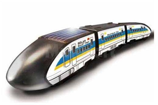 Solarny pociąg