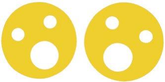 Krążki wypornościowe 200x38mm żółty