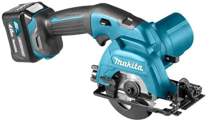 Akumulatorowa ręczna pilarka tarczowa Makita HS301DSME 2x4.0Ah 10.8V