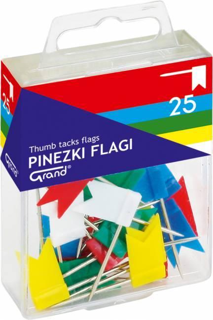 Szpilki flagi (25)