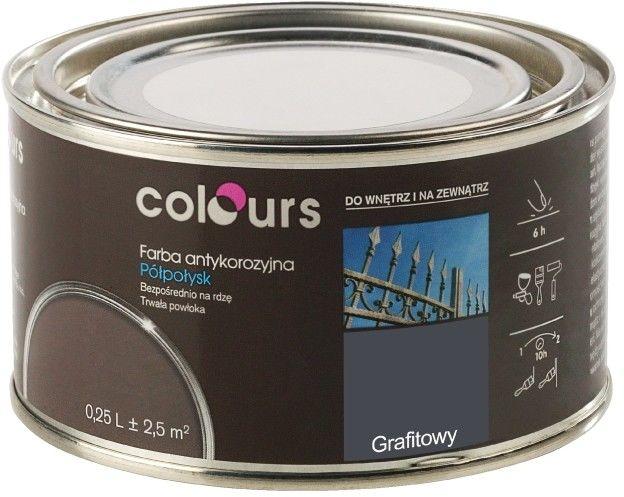 Farba Colours 0,25 l