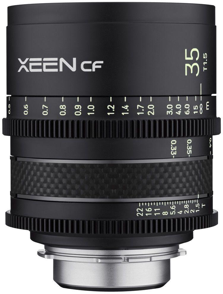 Obiektyw Samyang Xeen CF 35mm T1.5 Sony E