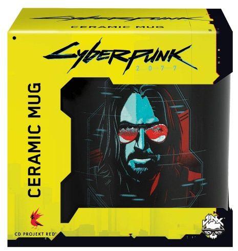 Kubek Cyberpunk 2077 Digital Ghost
