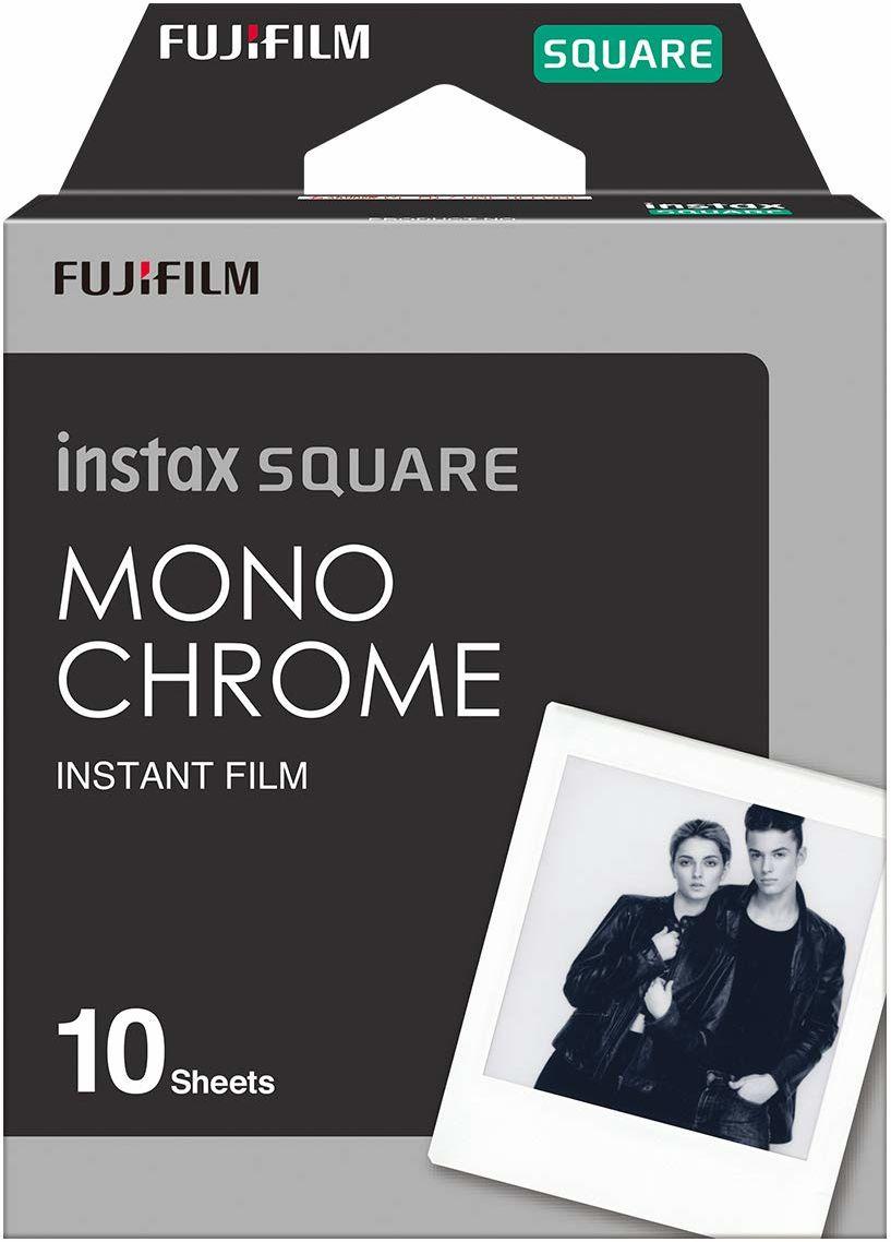 New instax SQUARE Monochrome film