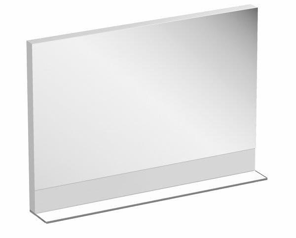 Ravak lustro Formy 120 cm biały połysk X000001045