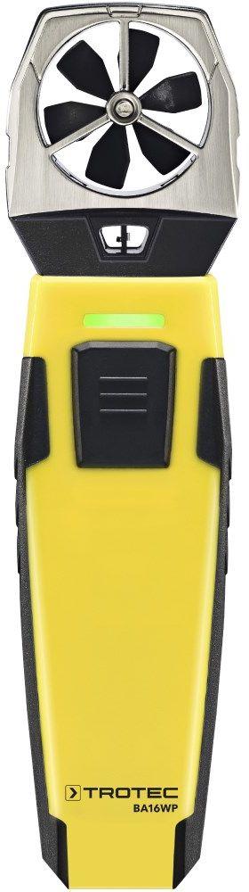 BA16WP Anemometr skrzydełkowy obsługiwany smartfonem
