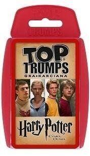 Top Trumps Harry Potter i Czara Ognia
