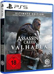 Assassin''s Creed Valhalla Ultimate Edition - [PlayStation 5] - wersja niemiecka