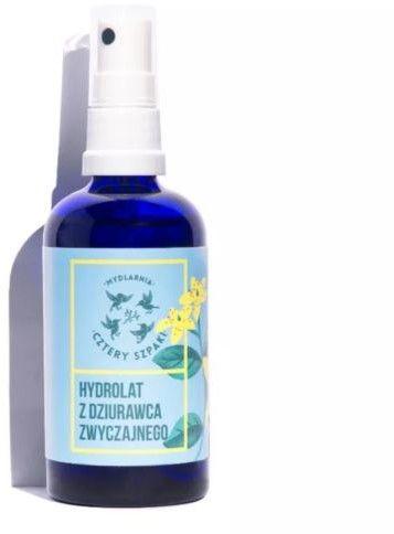 Mydlarnia Cztery Szpaki hydrolat z dziurawca zwyczajnego 100 ml