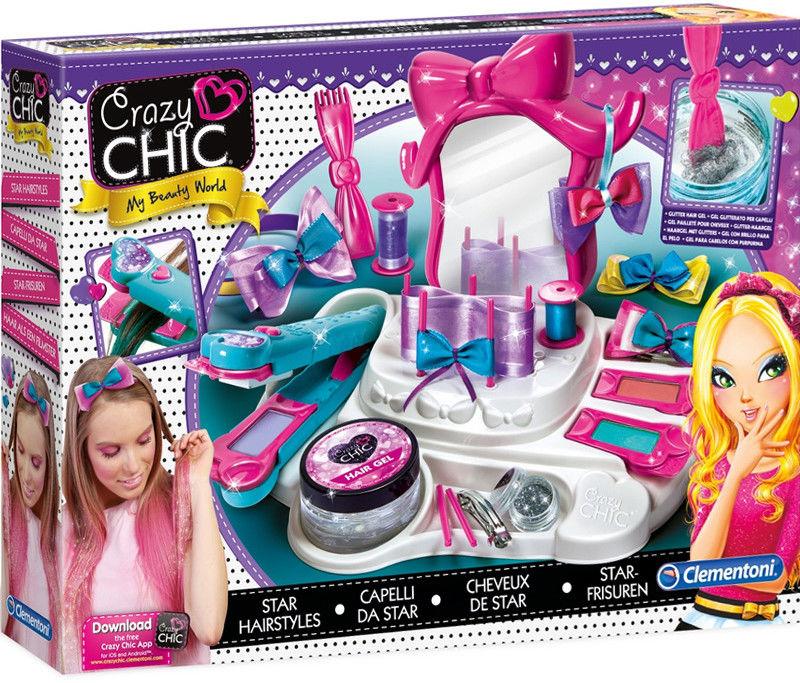 Clementoni - Crazy Chic Salon fryzjerski 78420