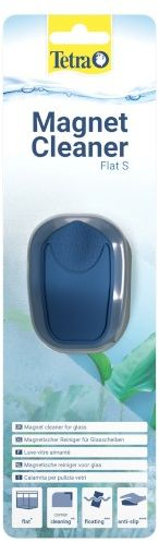 Tetra Magnet Cleaner Flat - czyścik magnetyczny z możliwością sprzątania w narożnikach