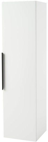 Słupek łazienkowy wysoki Deftrans Tivoli 30 cm biały