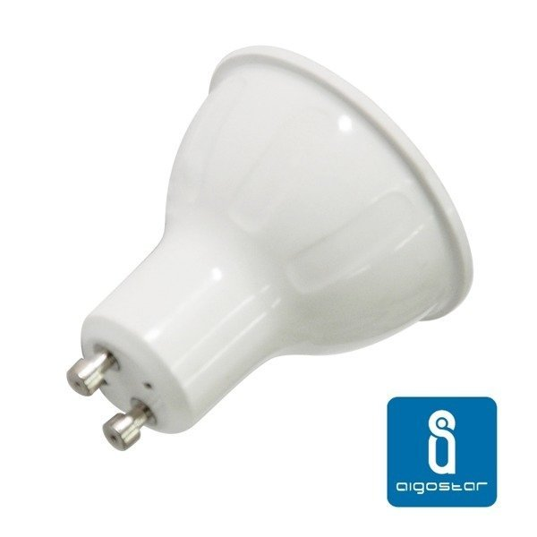 Żarówka LED GU10 3W BARWA zimna 6400K