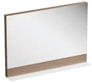 Ravak lustro Formy 120 cm orzech X000000984