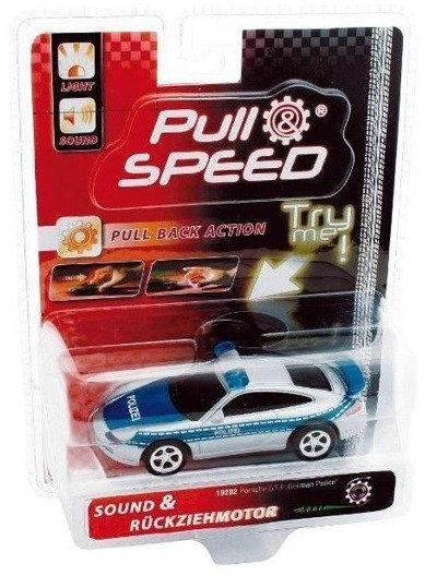 Carrera Pull&Speed Sound & Light Police różne r.