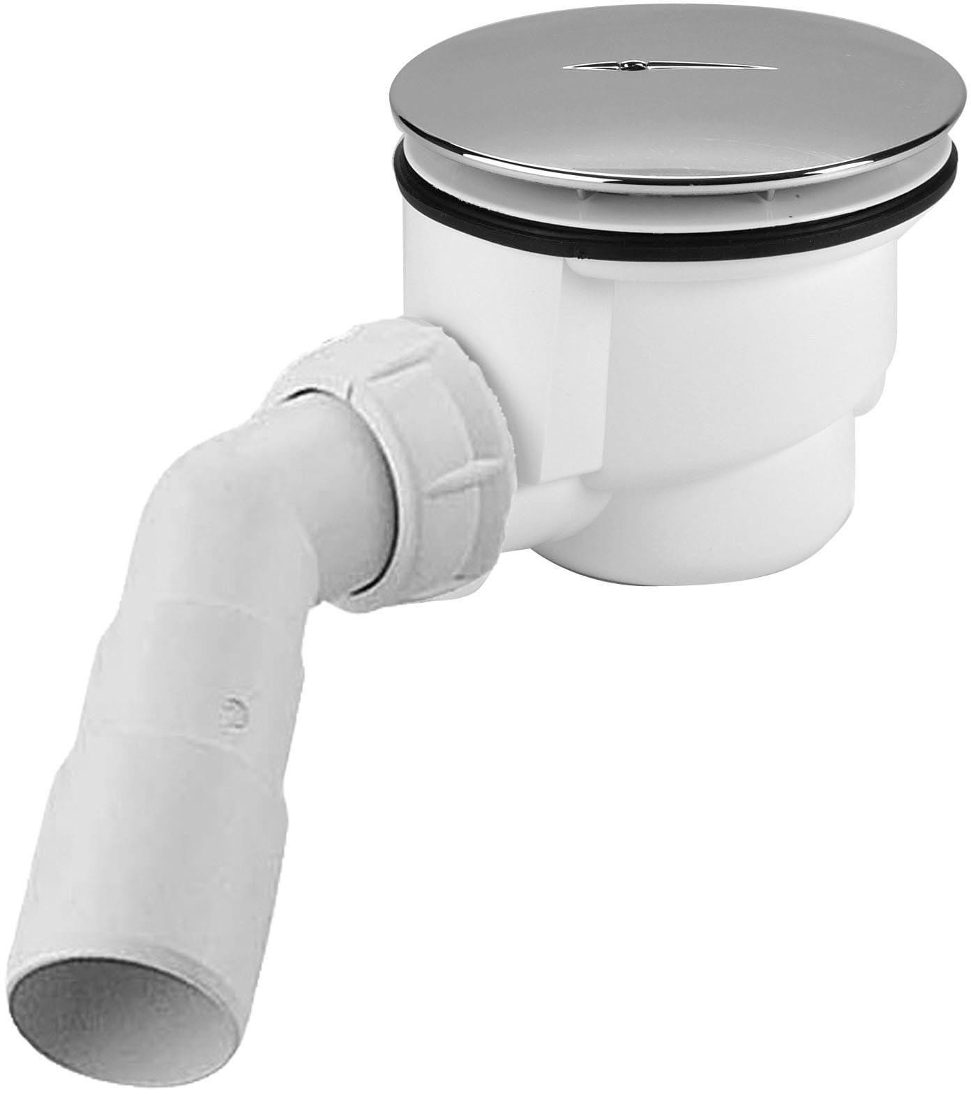 Radaway syfon do brodzików z otworem odpływowym o średnicy 90 mm 690P
