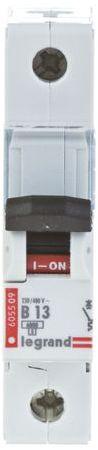 Wyłącznik nadprądowy 1P B 13A 6kA AC S301 TX3 403356