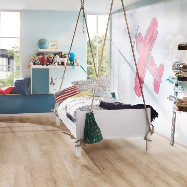 Panele podłogowe Dąb Barossa Beżowy AC4 2,22 m2