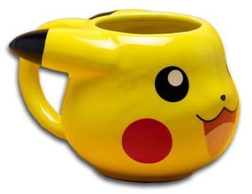 Kubek 3D Pokemon - Pikachu
