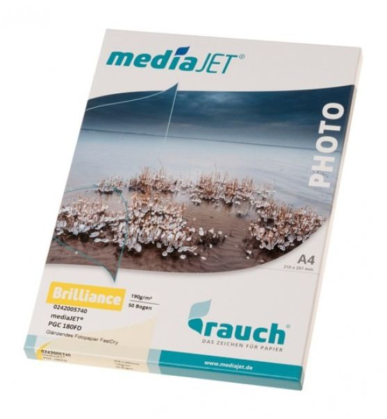Papier proofingowy RAUCH RP 251S OBA (FOGRA) - A3, 50 arkuszy (0452008730)