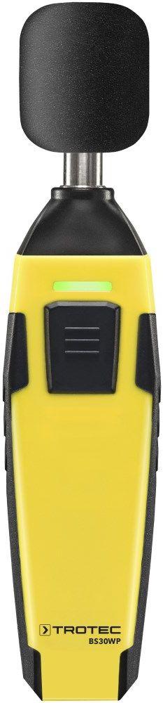BS30WP Urządzenie pomiarowe poziomu hałasu obsługiwane smartfonem