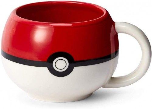 Kubek 3D Pokemon - Pokeball