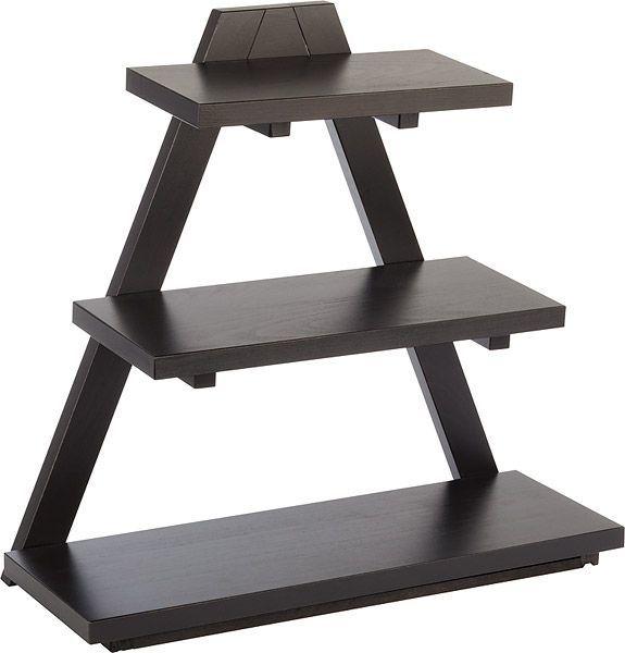 Stand bufetowy wenge 530x210x500mm