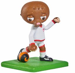 Simba 109451006 - Strike Mungo jako figurka piłkarska