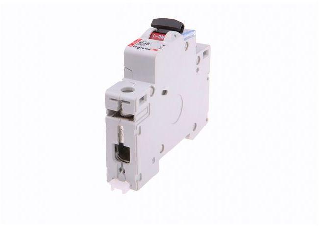 Wyłącznik nadprądowy 1P B 40A 6kA AC S301 TX3 403361