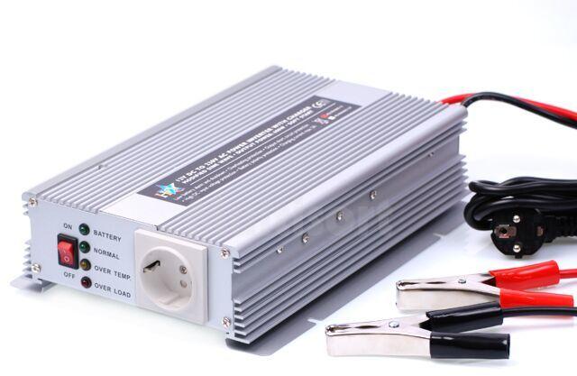 System zasilania awaryjnego 12VDC/230V 600W