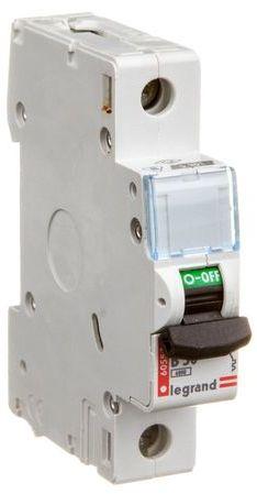 Wyłącznik nadprądowy 1P B 50A 6kA AC S301 TX3 403362