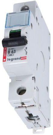 Wyłącznik nadprądowy 1P B 63A 6kA AC S301 TX3 403363