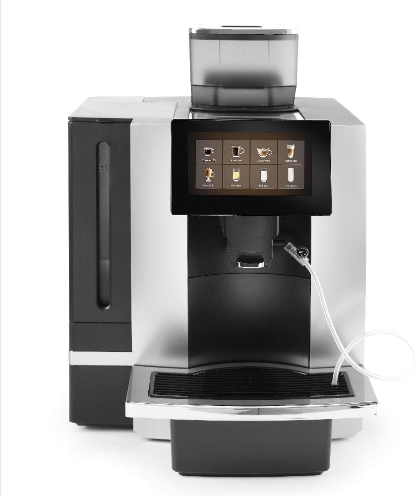 Ekspres do kawy automatyczny z ekranem dotykowym