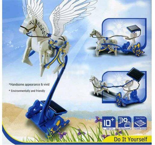 Solarny Koń (do montażu)