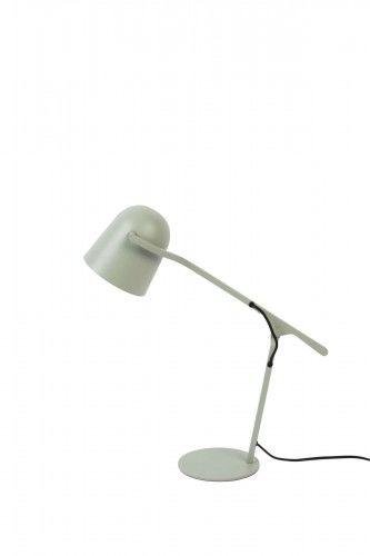 Lampa biurkowa LAU oliwkowa Zuiver