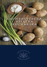 Uniwersytecka książka kucharska - Ebook.