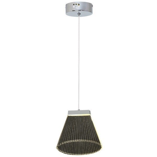 Lampa wisząca żyrandol 3D LED