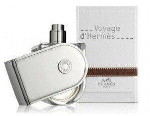 Herms Voyage d''Herms 35 ml woda toaletowa flakon napełnialny unisex woda toaletowa + do każdego zamówienia upominek.