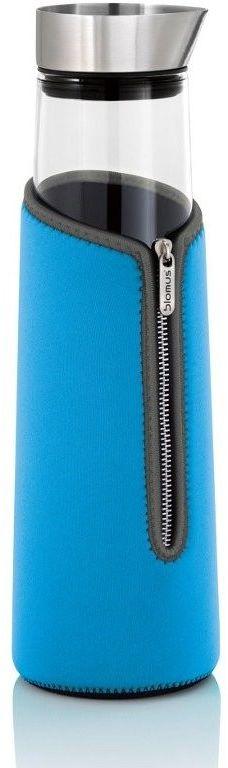 Blomus - acqua - pokrowiec termoizolacyjny na karafkę 1 l - niebieski